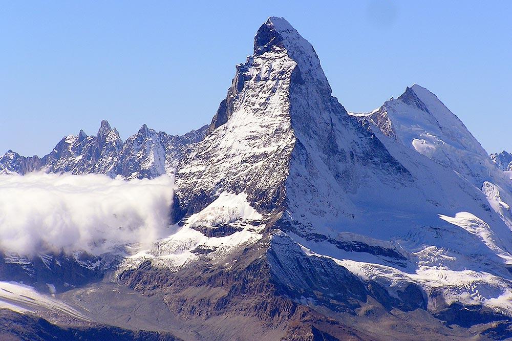 Größter Berg Schweiz
